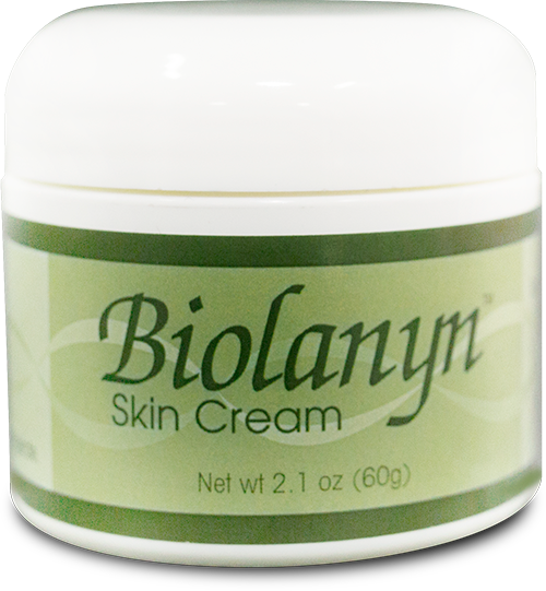 Biolanyn skin cream for sensitive skin